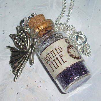 fairy potion bottle time