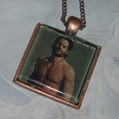 True Blood Pendant Alcide Vampire
