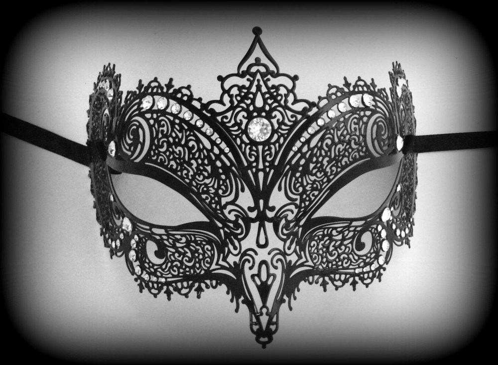 Esprit Filigree Masquerade Mask