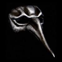 Naso Scaramouche Masquerade Mask - Iron