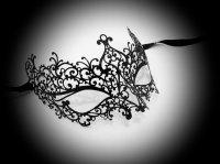 Ricciolo Filigree Mask