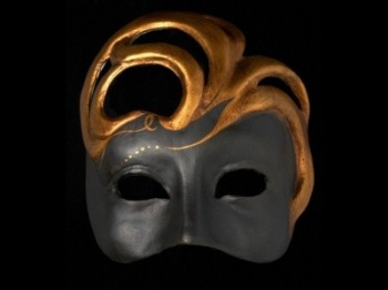 Obsession Fellini Masquerade Mask