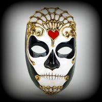 Volto Mystery Venetian Masquerade Mask