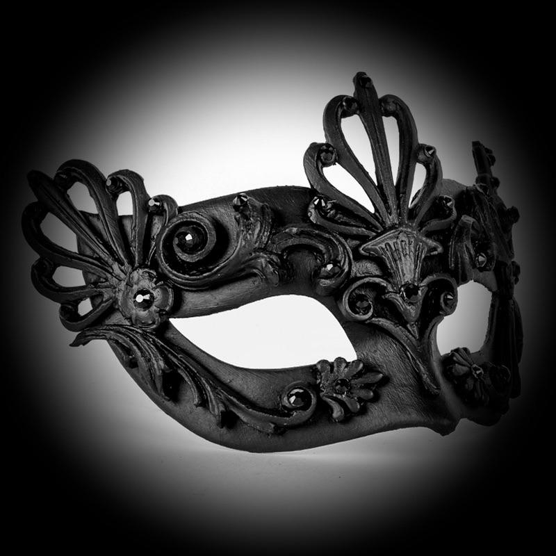 Aria Luxury Mask - Black Edition
