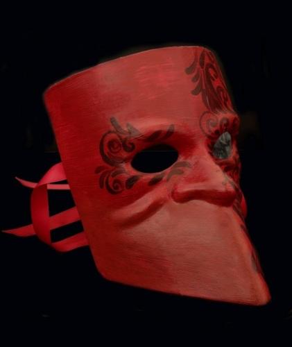 Bauta Cera Masquerade Mask