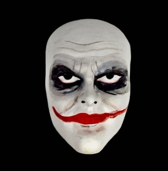 Joker Masquerade Mask - The Dark Knight