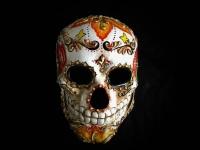 Volto Ibis Venetian Masquerade Full Face Mask