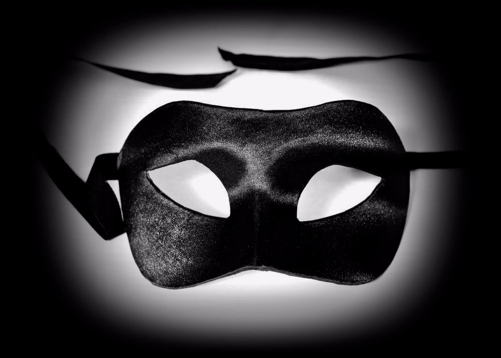 Farallina Luxury Masquerade Ball Mask - Male