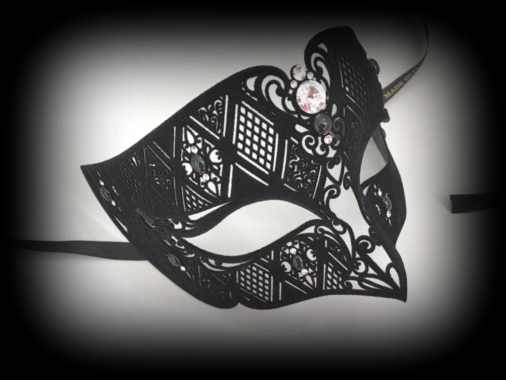 Fantasia - Velvet Edition Masquerade Mask