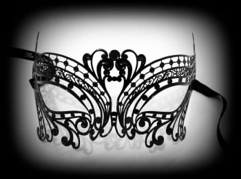Leda Filigree Mask