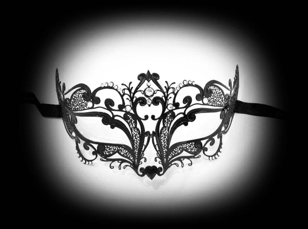 Panache Filigree Mask
