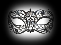 Brillina Strass Filigree Mask