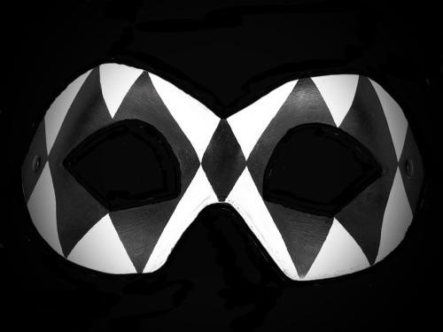 Vivian Arco A Masquerade Mask