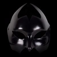 Devil Leather Mask