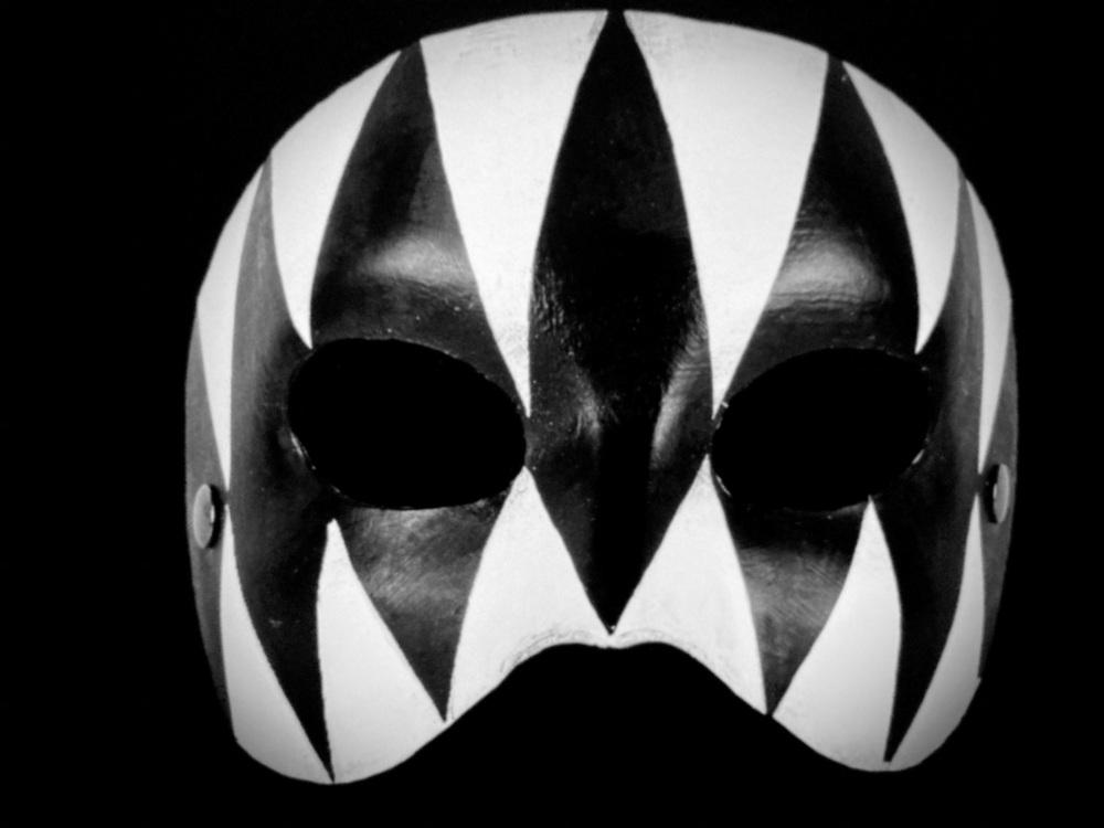 Vivian Arco C Masquerade Mask