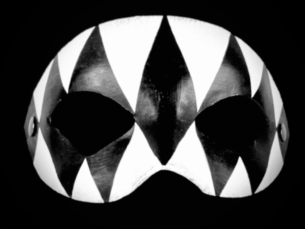Vivian Arco B Masquerade Masks