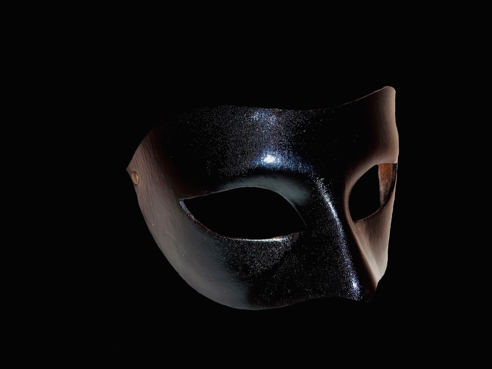 Mystery Leather Mask