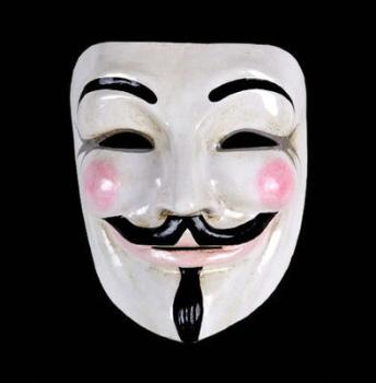 Vendetta Masquerade Mask