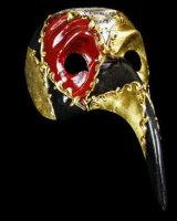 Naso Turco Musica Masquerade Mask