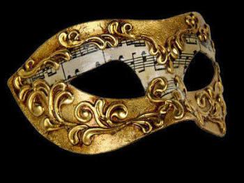 Musica Masquerade Masks