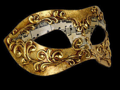 Musica Masquerade Mask