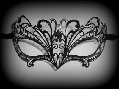 Papete Filigree Masquerade Mask