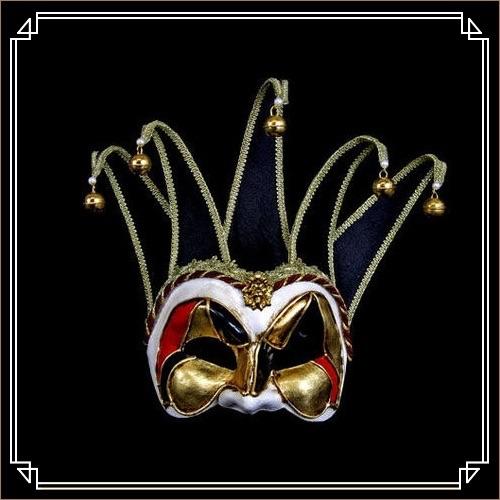 Unpainted Masks