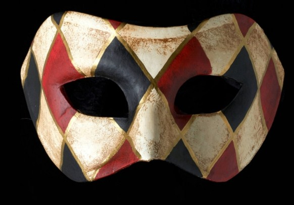 Cara Designer Masquerade Mask