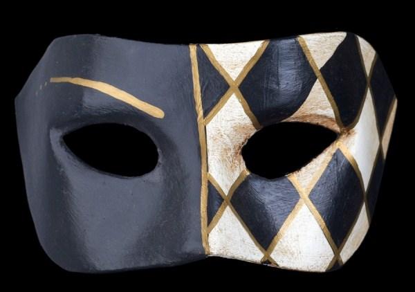 Eccitare Special Masquerade  Mask - White