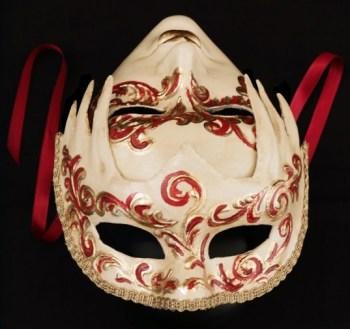 Amare Designer Venetian Masquerade Mask