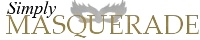 Simply Masquerade, site logo.