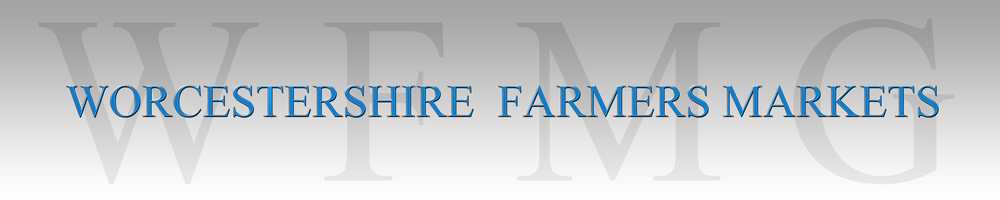 Worcestershire Farmers Market, site logo.