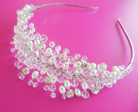Bridal Tiaras and Jewellery