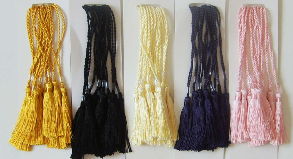 TASSELS AND TRIMMINGS