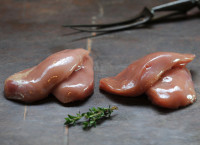 Cold Smoked Partridge Breasts