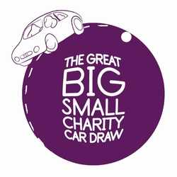 Car draw logo