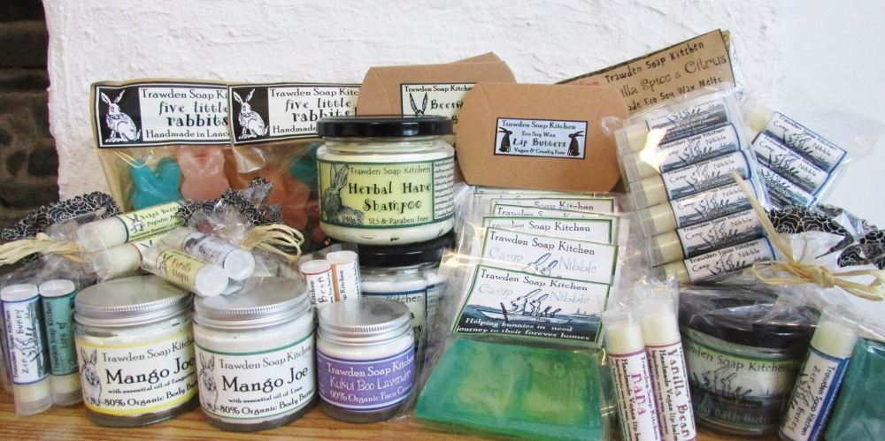 trawden soap kitchen june order