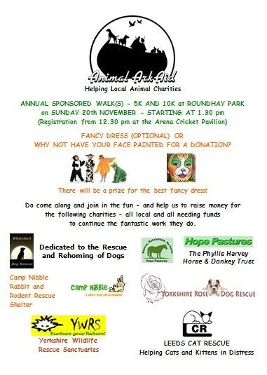 animal ark aid walk 2011