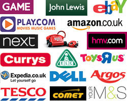 easyfundraising shops