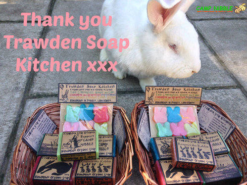 thank trawden soaps FB