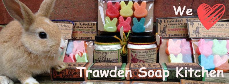 we love trawden soap kitchen