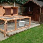 rabbit housing - welfare hutch company