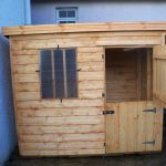 rabbit housing - conti shed 2