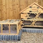 rabbit housing - ryedale pet homes