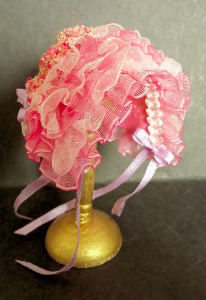 Victorian Bonnet 2
