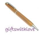Gold Ballpoint Pen (Boxed) - FREE ENGRAVING