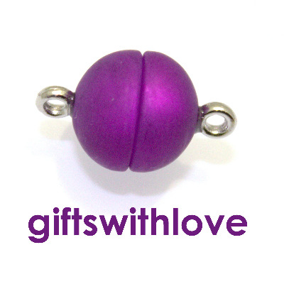 Lilac Magnetic Clasp