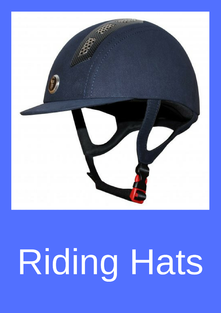 RIDING HATS