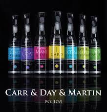 CARR DAY & MARTIN