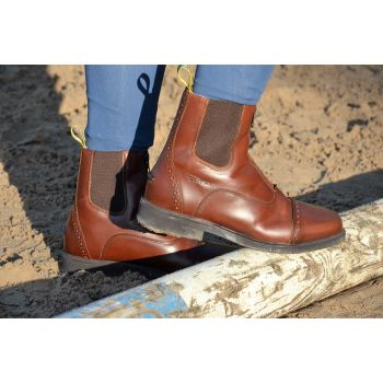 Tuffa Morgan Zip Boot